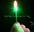 strong power 200-600mw green laser pointer 5