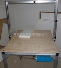 供應海綿分片電熱切割機