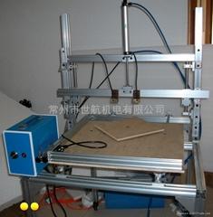 供应电热泡沫免模雕刻机