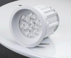 11W LED down light