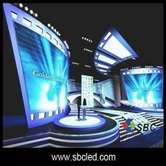 indoor full color stage led display  screen