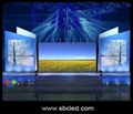 P20 indoor full color stage led display for video show 1