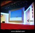 P20 indoor full color stage led display for video show 3