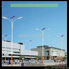 80W high power solar led street light