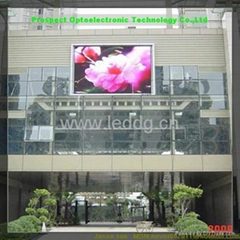 outdoor full color led display screen