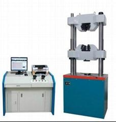 WAW-600B型微机控制电液伺服万能试验机