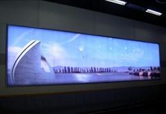 EEFL拉挂灯箱(隧道)