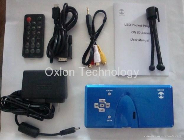 LED多媒體投影機 5