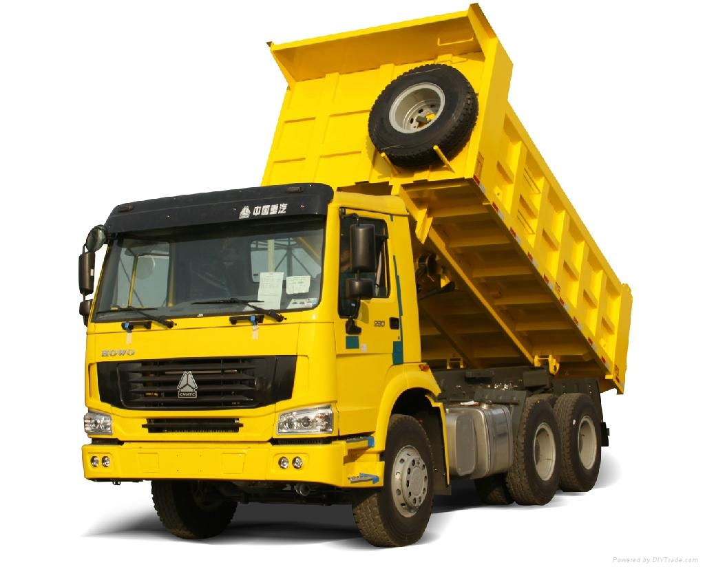 Howo Dump Truck Zz3257n3647b Sinotruck China Trading