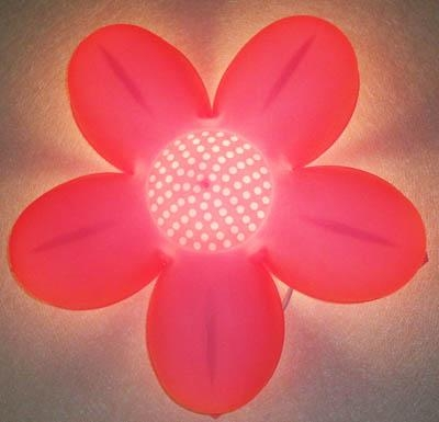 Flower Wall Lamp Royal Baby China Manufacturer