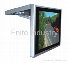 Fnite 15 inch bus lcd advertising player