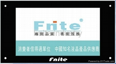 Fnite 20 inch bus lcd advertising player