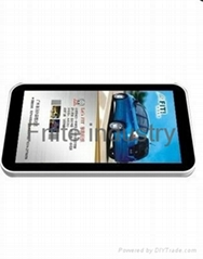 Fnite 22 inch building lcd advertising player