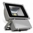 High power 90W Bridgelux chip MEAN WELL driver IP65 LED Flood light with CE+Rohs