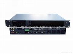 MCCS可編程會議中央控制器M7000