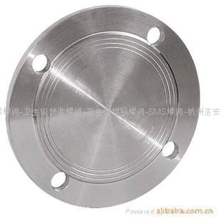 不锈钢凸面法兰-DN15-DN2000-SEMAN 1