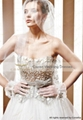 amazing long tail wedding ceremony dresses 90052 2