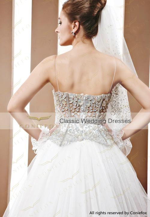 amazing long tail wedding ceremony dresses 90052 3