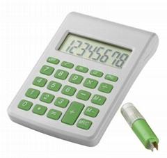 Water Powered Calculator
