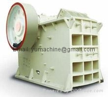 Stone Jaw Crusher For Gravel Production Line