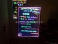 LED荧光板承接OEM订单外贸