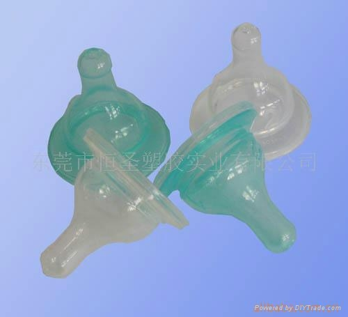Plastic Injection Mould of plastic nipple mould manufacture from china 1
