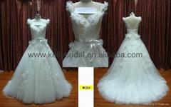 Newest popular exclusive design bridal gown wedding dresses