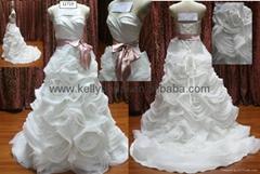 Newest Fashion Design Luxury Bridal Dresses Wedding Gowns