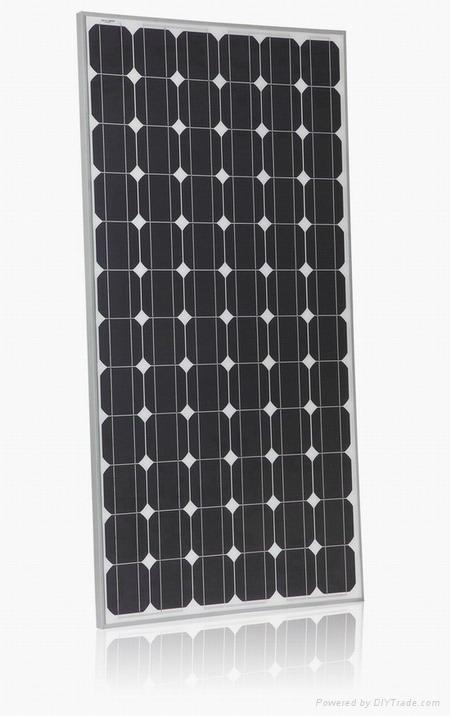 单晶硅180W太阳能电池组件 1