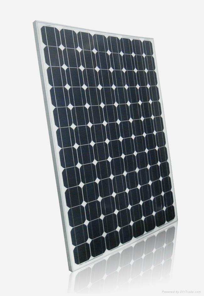 单晶硅180W太阳能电池组件 4