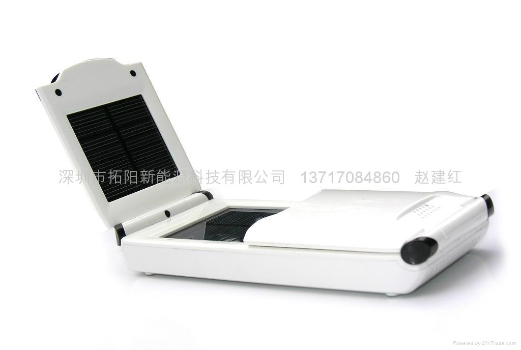 供应太阳能笔记本电脑充电器 3