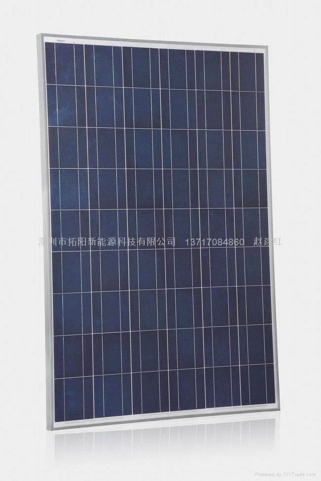 供应230W多晶太阳能电池板 4