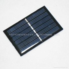 供应滴胶/PET层压太阳能电池板