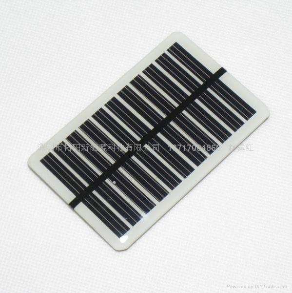 供应滴胶/PET层压太阳能电池板 5