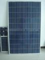 200W多晶硅太阳能电池板 3