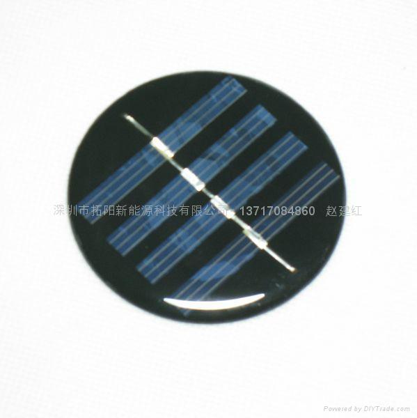 供应滴胶/PET层压太阳能电池板 1