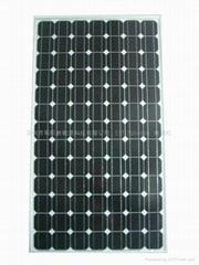 单晶硅250W太阳能电池组件