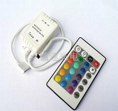 镭速光电供应24键红外控制器
