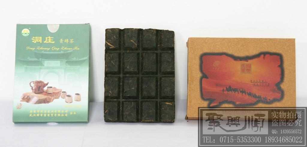 100克巧克力式青磚茶 1