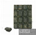 800克巧克力式青砖茶铁盒套装 4