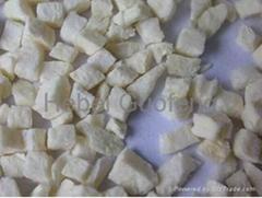 Freeze dried garlic slice