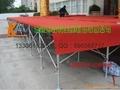 钢铁舞台拼装活动舞台 2