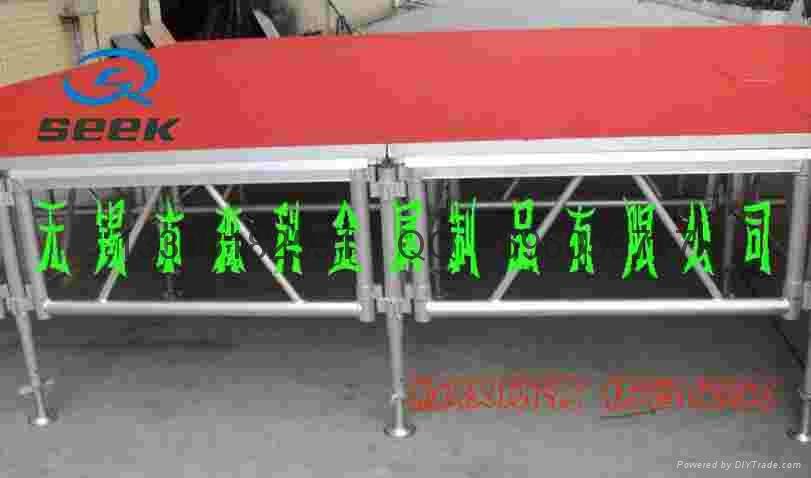 铝合金拼装舞台 2