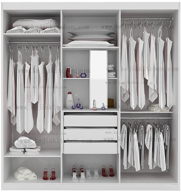 melamine open wardrobe - w31 - deepsung (China ...