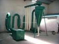 sawdust Dyer Machine