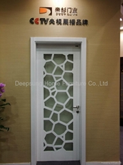 white Painting Door