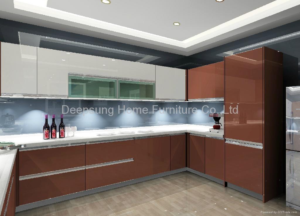 lacquer kitchen cabinet deepsung home furniture co ltd