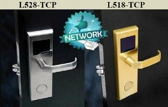 TCP/IP Networked Hotel Lock
