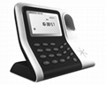 Desktop Fingerprint Time Attendance Terminal