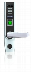 elligent Fingerprint Lock with OLED Display and USB Interface